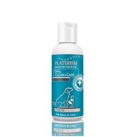 PLATINUM ORAL CLEAN GEL FORTE 120 ML.