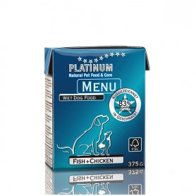 PLATINUM MENU FISH  & CHICKEN