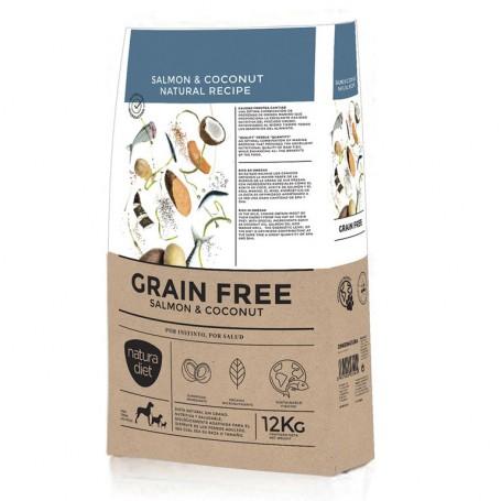 Natura diet Grain Free Salmon & Coconut