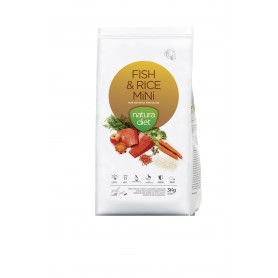 Natura diet Fish mini