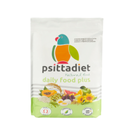 PSITTADIET DAILY FOOD PLUS