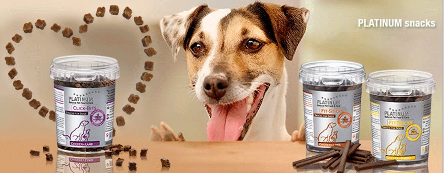 Snacks Platinum para perros | Neonatural