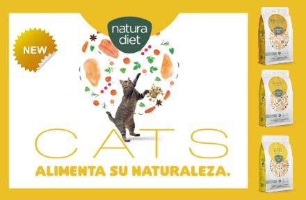 natura diet cat