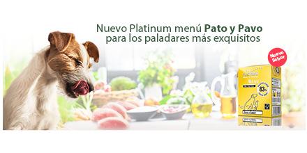 platinum menu duck